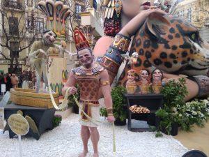 Las Fallas, las fiestas de Valencia