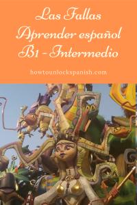 Actividad de español intermedio: las Fallas