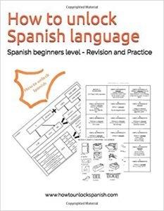 libro-how-to-unlock-spanish-beginner-book-exercises-ejercicios-flashcards-tarjetas-para-aprender-español