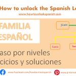 Read more about the article La familia en español