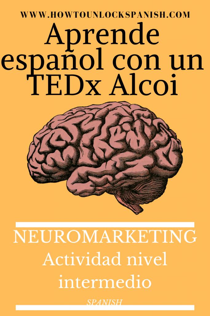 CHARLA-TED-talk-neurociencia-aprender-español-nivel-intermedio