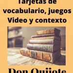Read more about the article Aprende español con Don Quijote