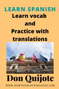 Practica el vocabulario traduciendo